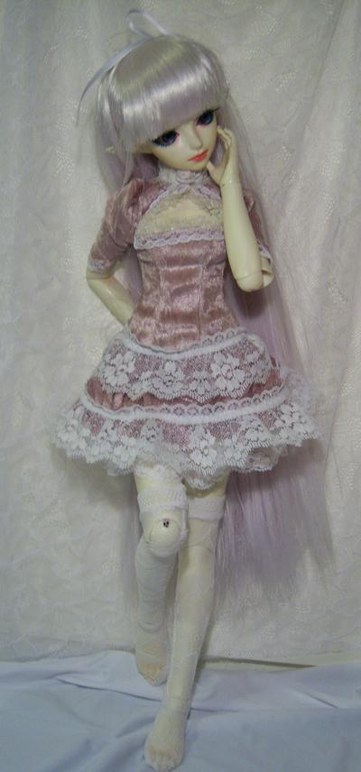 Deux commissions et 1 robe rose. Bas P29 3274545377_89bd2113f5_o