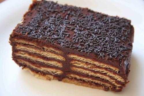 Tarta de chocolate y galletas 3290157738_75c69dfa55