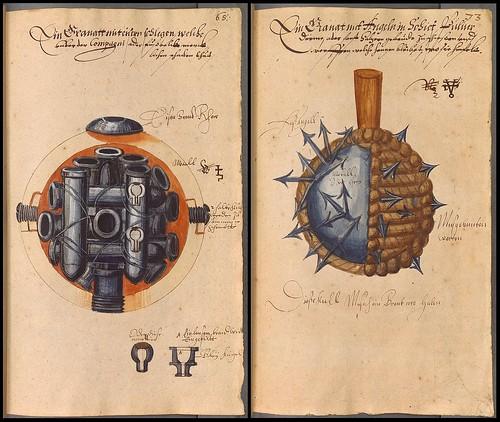 [iconographie] 1622, Grenades..., BSB Cod.icon.232  3337613333_c901757e78