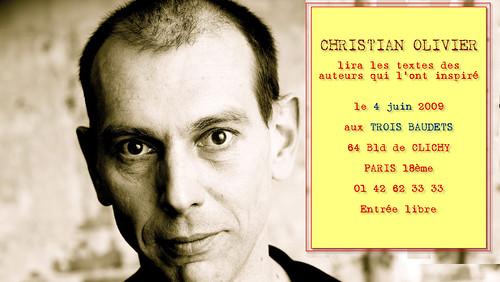 Christian OLIVIER (TÊTES RAIDES / CHATS PELéS) 3564344044_853e7aae38