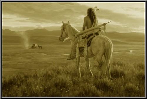 Les tribus amérindiennes lancent un crie d'alarme sur l'intérêt de protéger la terre mère. 3210681451_0aeed094b1