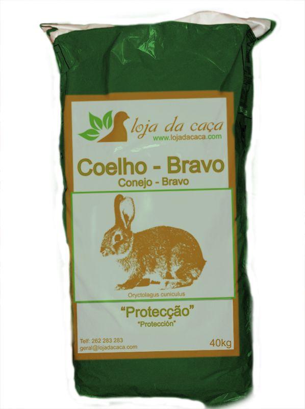 Nova ração medicamentosa para ajudar a combater os problemas do Coelho-Bravo 3589498221_8e03320da3_o