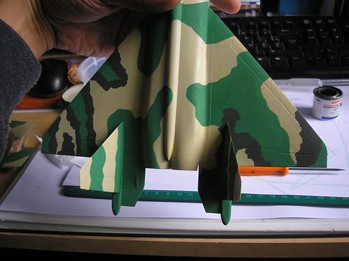 MiG 1.44 MFI [Revell 1/72 - MAJ au 19/08/12] Voilaaaaaaa c'est fini ! - Page 3 5822645650_5b68277612
