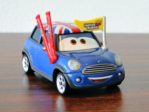 La voiture du film Cars 2 que vous aimeriez voir en miniature Mattel ! - Page 5 5841931232_eeed9c96e7