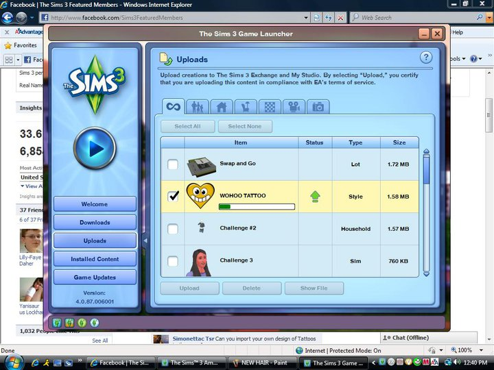 Les Sims™ 3 : Ambitions - Page 4 4648177082_80bd6f9cb2_o