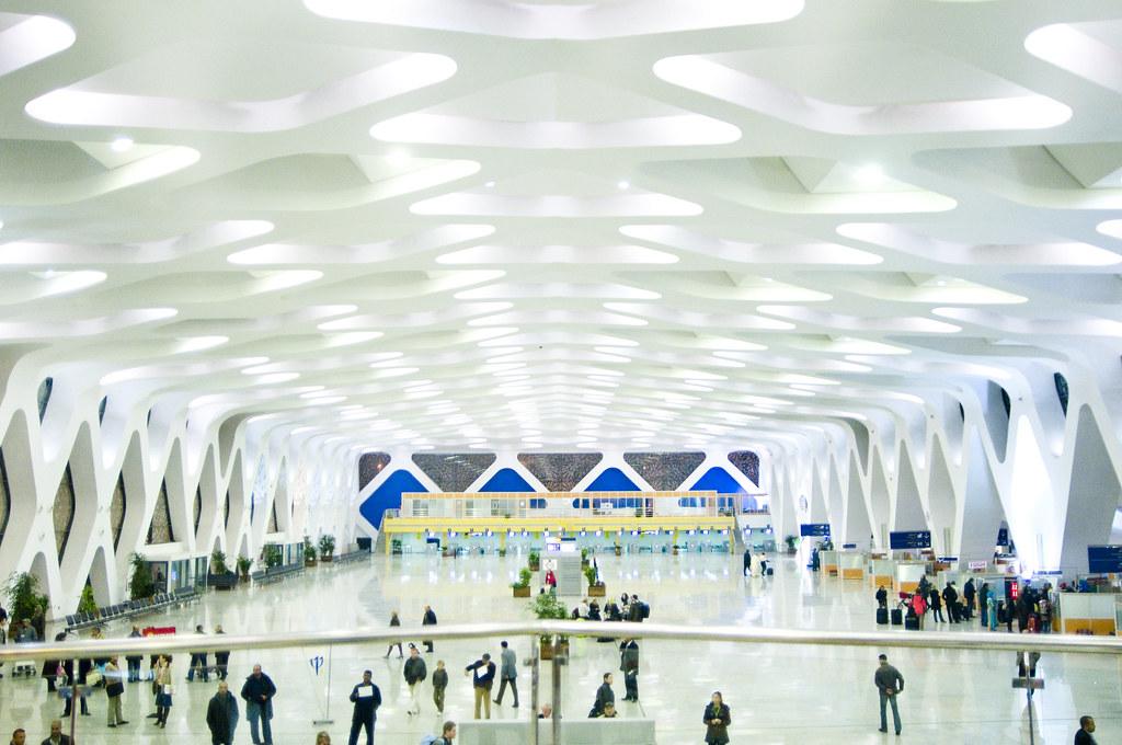 مطار مراكش المنارة 3230595955_13143e8f51_b