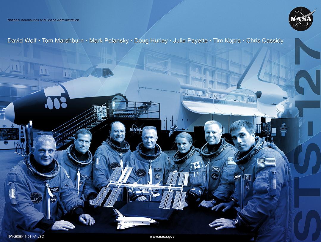 [STS-127] Endeavour : préparatifs (lancement le 12/07/2009) 3234530063_eb08ca6704_o