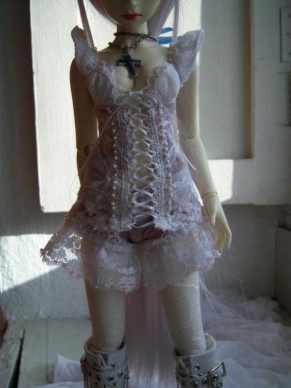 Deux commissions et 1 robe rose. Bas P29 3275357444_5d00f24c25_o