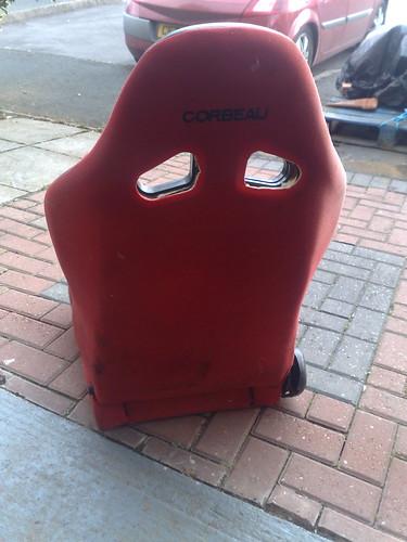 Corbeau Carrera buckets 3315402415_2b954be9f9