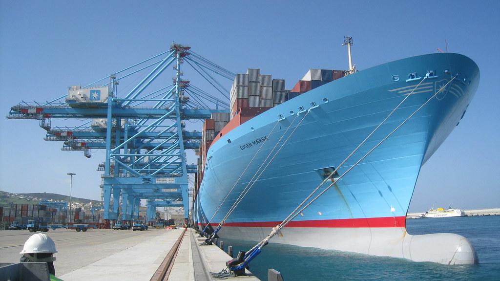 Tanger - Futur grand port de l'Afrique - Page 4 3386819919_203e0cb1ea_b