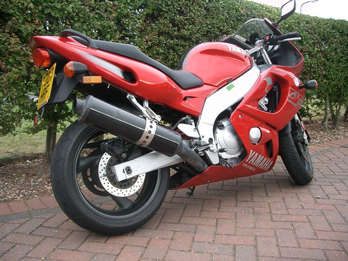 Chris' New Thundercat 3968674149_d67493f071