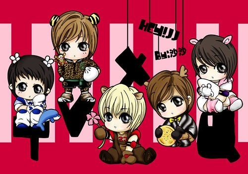 Hình manga của các nhóm nhạc Hàn 3826054736_f17e55f092