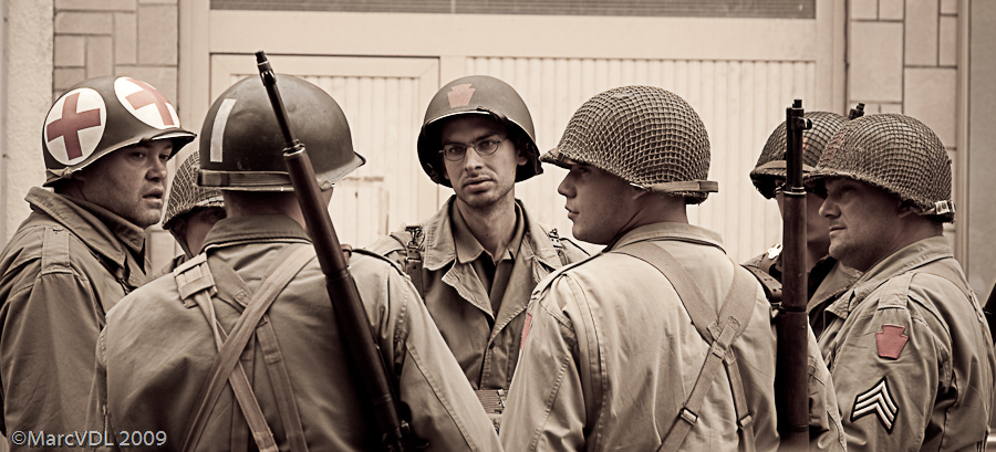 Sortie du 12 et 13 Septembre 2009 : Reconstitution de l'arrivée des troupes américaines: les photos 3915366559_b1b6966026_o