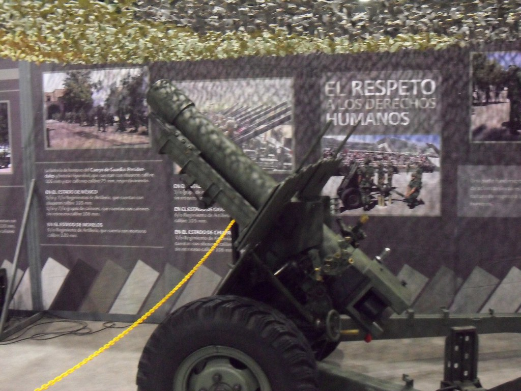 Exhibicion itinerante del Ejercito y Fuerza Aerea; La Gran Fuerza de México PROXIMA SEDE: JALISCO - Página 6 5842692284_9e9a2aa91a_b