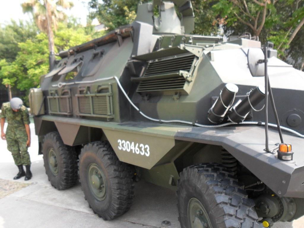 Exhibicion itinerante del Ejercito y Fuerza Aerea; La Gran Fuerza de México PROXIMA SEDE: JALISCO - Página 6 5841555572_179817a450_b