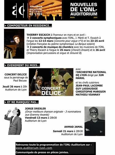 L'auditorium propose un Concert Gourmand 3260294274_13946f6ba0