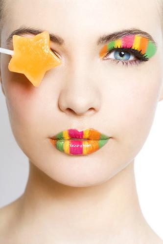 Zanimljivi make up - make up artist 3438340571_02db1b0206