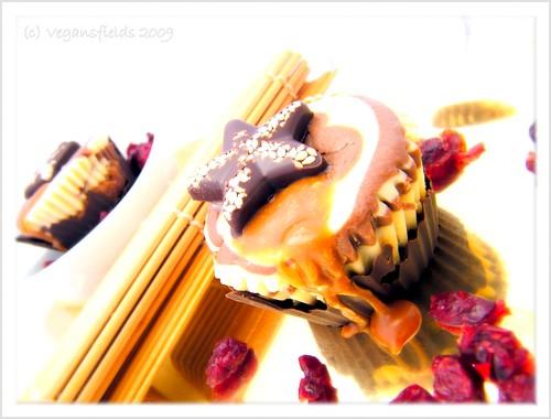 Cheesecakes marbrés en Cupcakes (VGL) 3479725956_744c15defb