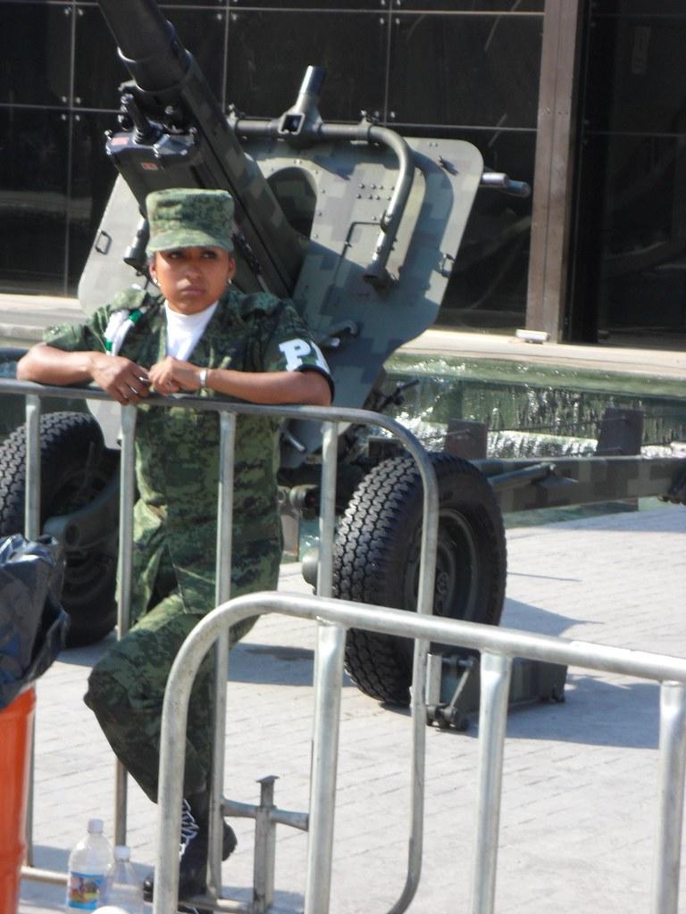 Exhibicion itinerante del Ejercito y Fuerza Aerea; La Gran Fuerza de México PROXIMA SEDE: JALISCO - Página 6 5812388143_94523b5df4_b