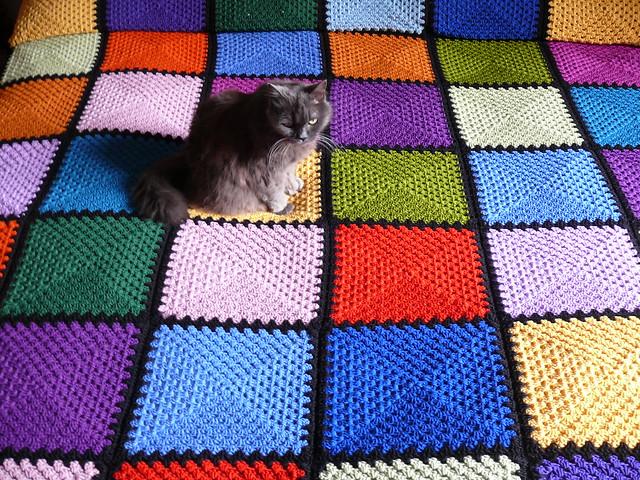 Coperta patchwork multicolor 3394909063_bb15c95fc2_z