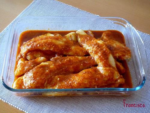 Pescado en salsa con patatas (tipo a la gallega) 3290324864_8a5240610c