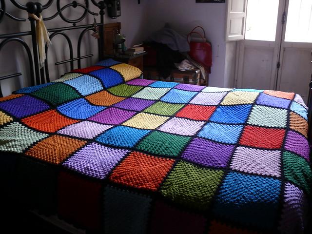 Coperta patchwork multicolor 3395714434_1bd44393bc_z