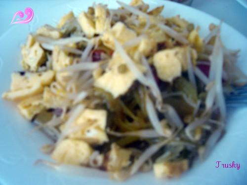 Wok de fideos con soja y verduras 3615746093_79597be007