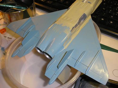 MiG 1.44 MFI [Revell 1/72 - MAJ au 19/08/12] Voilaaaaaaa c'est fini ! - Page 3 5760134370_9439e19bcf