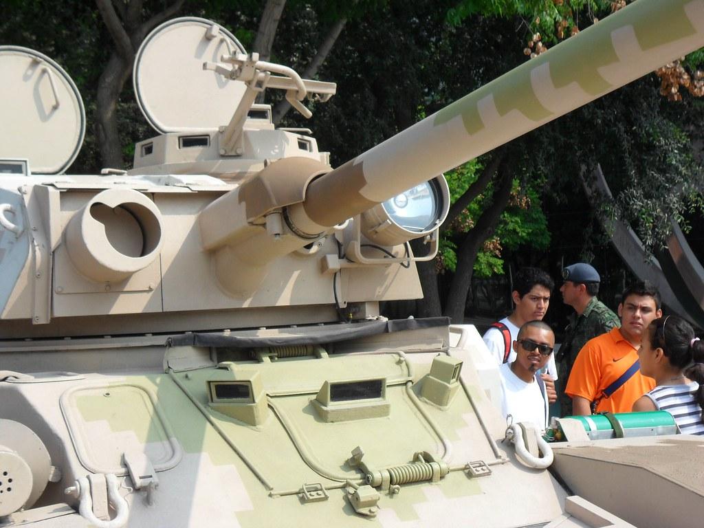 Exhibicion itinerante del Ejercito y Fuerza Aerea; La Gran Fuerza de México PROXIMA SEDE: JALISCO - Página 6 5842617920_96c2b5415c_b