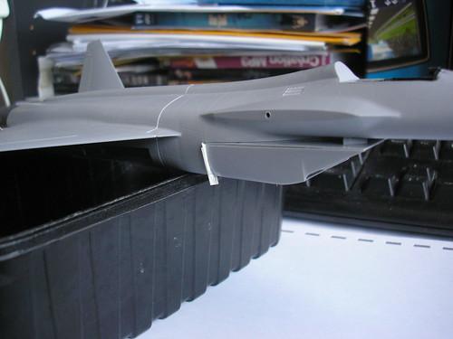 MiG 1.44 MFI [Revell 1/72 - MAJ au 19/08/12] Voilaaaaaaa c'est fini ! - Page 2 5735128592_49763e4c25