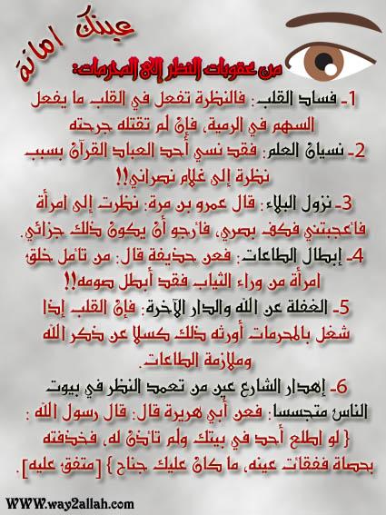 حملة عيـــــنك أمانة  3489106383_e1da7a22b5_o