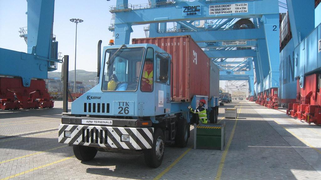 Tanger - Futur grand port de l'Afrique - Page 7 3387634248_89f041f4f3_b