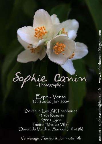 Une expo photo de Sophie Canin chez les Artpenteuses 3587256758_00e5149e8c