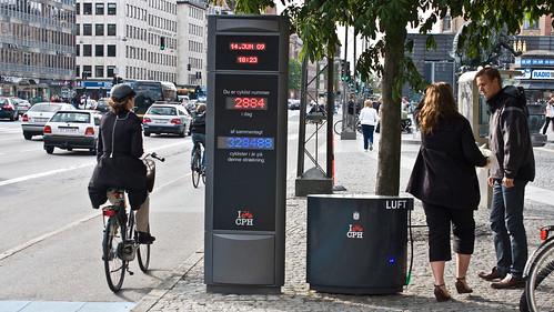 A Copenhagen c'è il CicloBarometro 3630532434_10e6191350