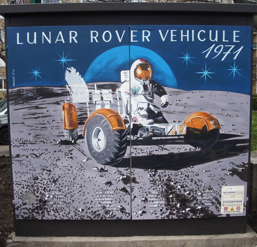 drancy - Superbe / Space Street Art à Drancy 3389350805_cdd9a0ac5f_b