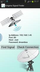 أداة Enigma signal finder لضبط إشارة دريم بوكس من هاتفك المحمول 11590508306_c056b65a38_m