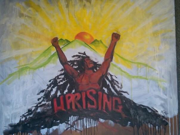 Humanity's Spiritual Uprising 5792337651_52cf12a416_z