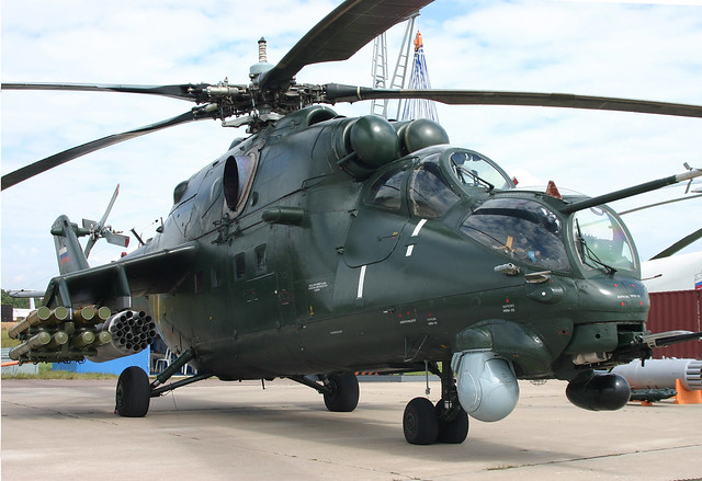 Mi-24/35: Opciones de modernización para el Hind 2555127953_4e7f88e98a_z