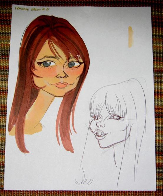 Caricatures de Françoise Hardy 3595997220_9f26650cca_o