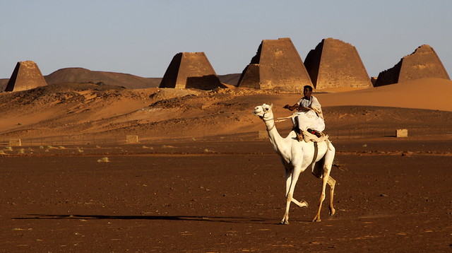 Las maravillas del desierto del Sahara 3501533752_11355c4c1c_z