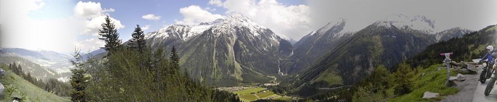 Some Alpine Panorama's - Alps 2013 8991089152_759d55b55b_b