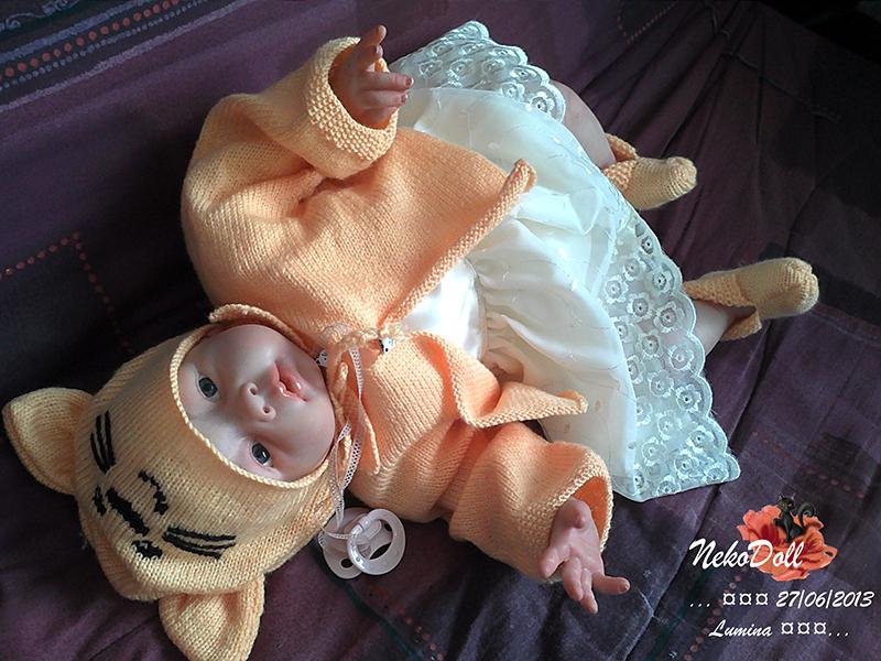 Nurserie Neko doll  9148859117_916c9a5c97_c
