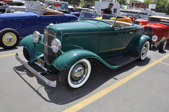 Los Angeles Roadster Show - USA 9063663954_ac395ca9ec_o
