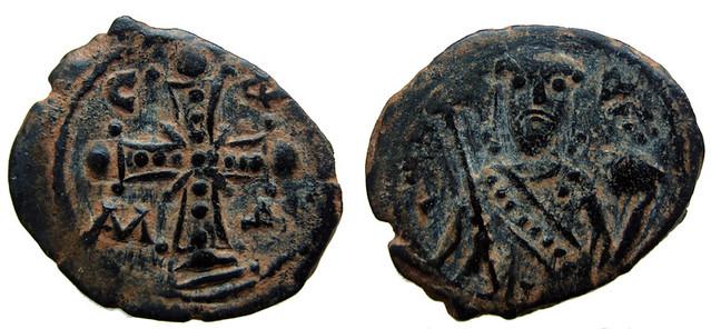 Byzantine Coins 2014 12174444605_25cf120635_z