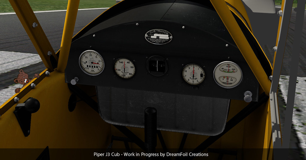 DreamFoil Creations - Piper J3 Cub 9563063251_c4eed12703_b