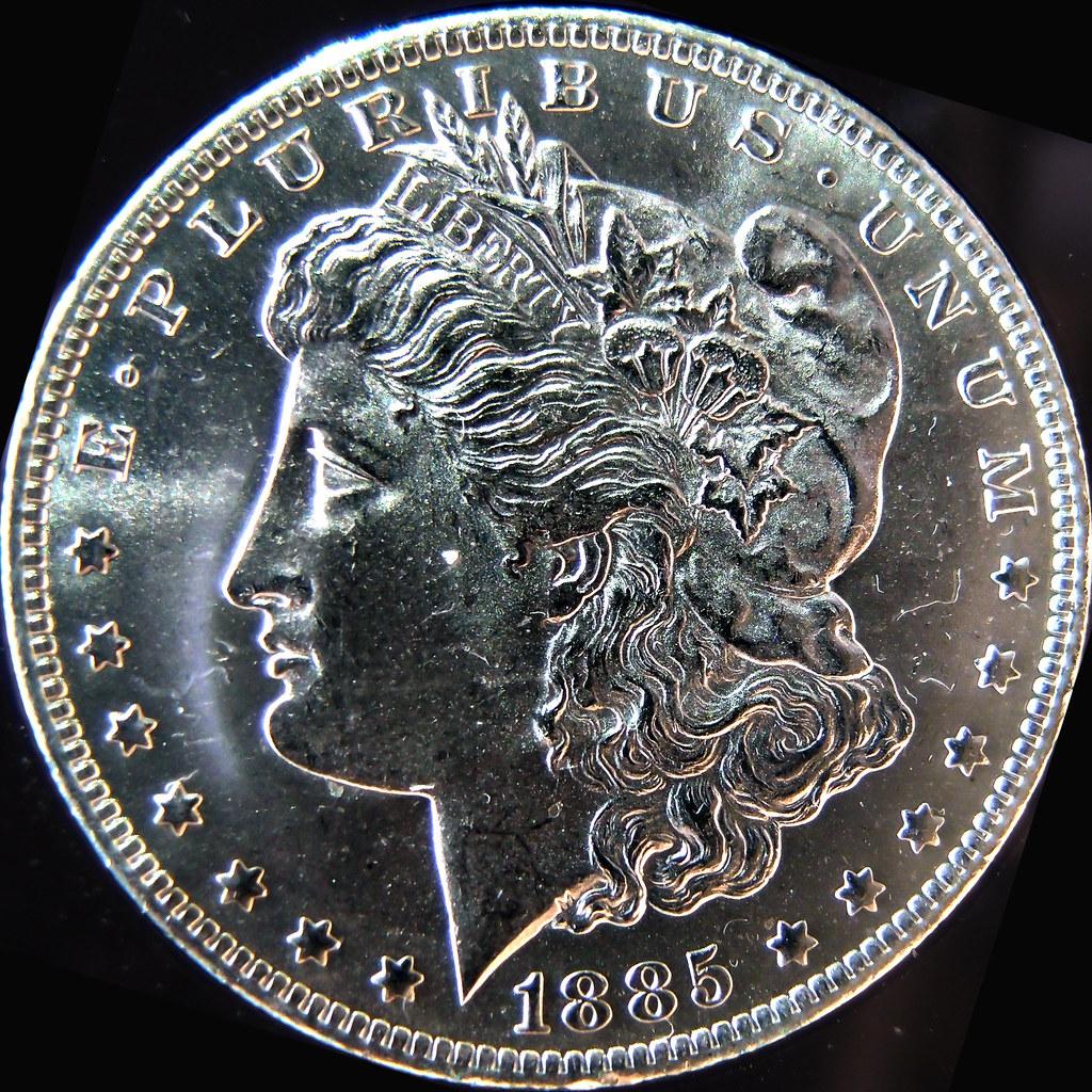 dolar Morgan - Colección de Dolares Morgan - Todas las cecas 10743139704_3a3fc83232_b