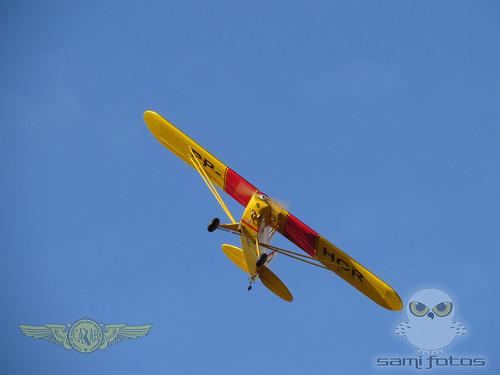Repaginação de um Piper J-3 para um Neiva P56 C Paulistinha  9544027023_768b38ff2f