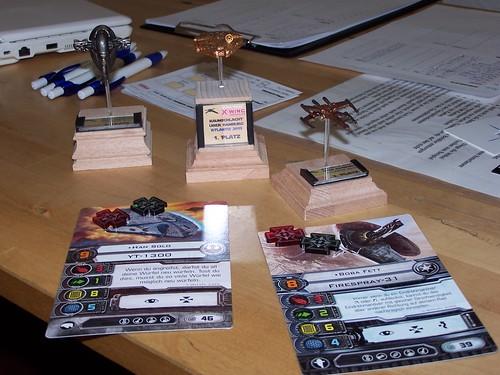 Meine selbstgebauten X-Wing Trophäen (viele Bilder) 9335466627_4107206442