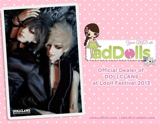 ADDOLLS, dealer international uniquement pour festivals  9367814358_5753a38253_z