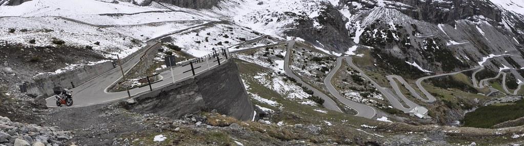 Some Alpine Panorama's - Alps 2013 8990891737_dfa5af1c5c_b